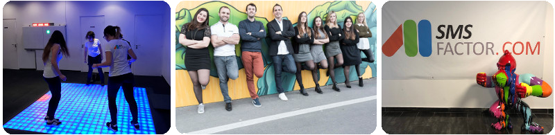 SMSFactor team